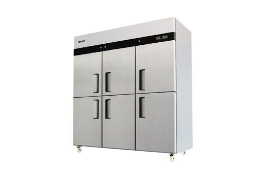 6-Half-Door-Upright-Freezer-US6DF